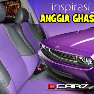 Desain Jok Mobil All New Honda Jazz