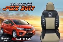 Desain Jok Mobil Jazz