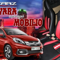 Desain Jok Mobil Mobilio