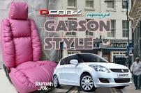 Desain Jok Mobil Suzuki Swift